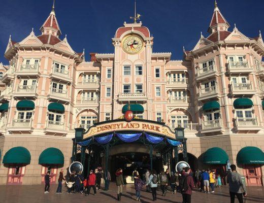dagje Disneyland parijs park
