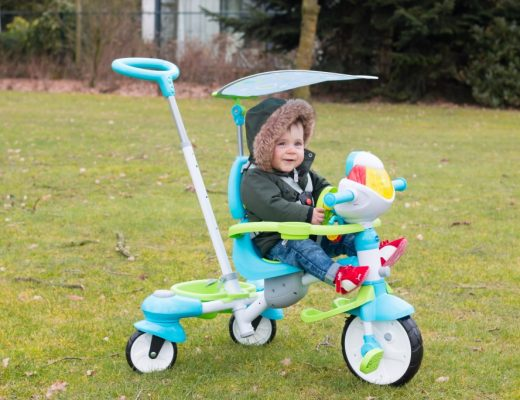 Super Trike 4 in 1 van Vtech review