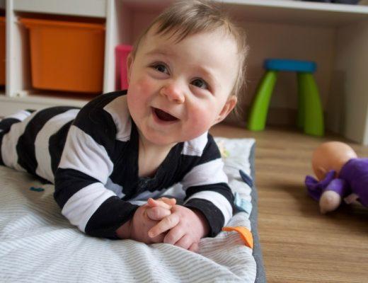 baby 9 maanden oud