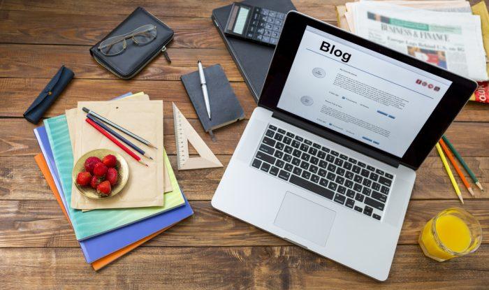 freelancer werkplek