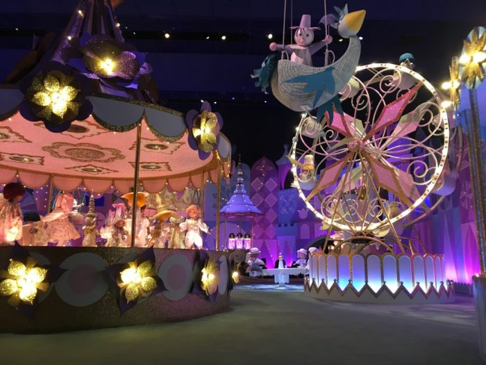 its a small world disneyland