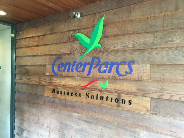 Center Parcs Het Heijderbos business