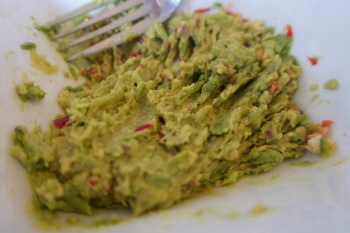 lekkerste guacamole homemade