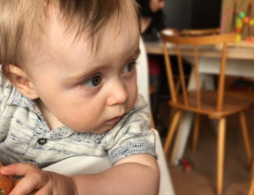 onterecht zorgen om de baby