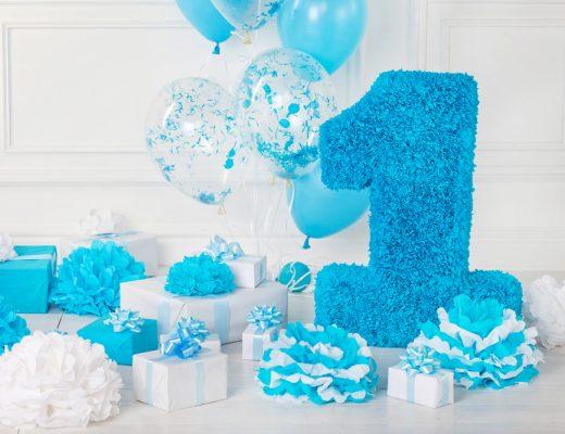 Handige tips voor een eerste verjaardag