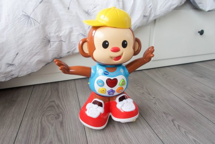 vtech swing en speel aap