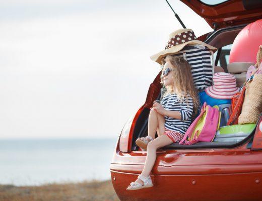 Tips voor een lange autoreis met kinderen