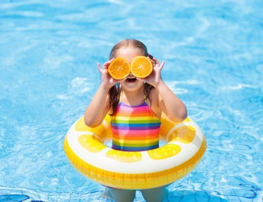 leukste zwemkleding kleuter meisje