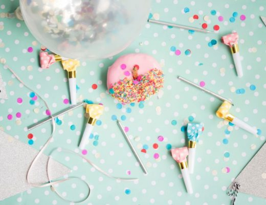 Afscheid van het kinderdagverblijf + traktatie