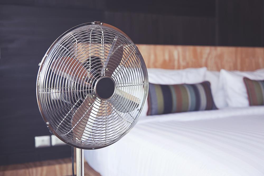 Warm in huis? Zo koel je af!