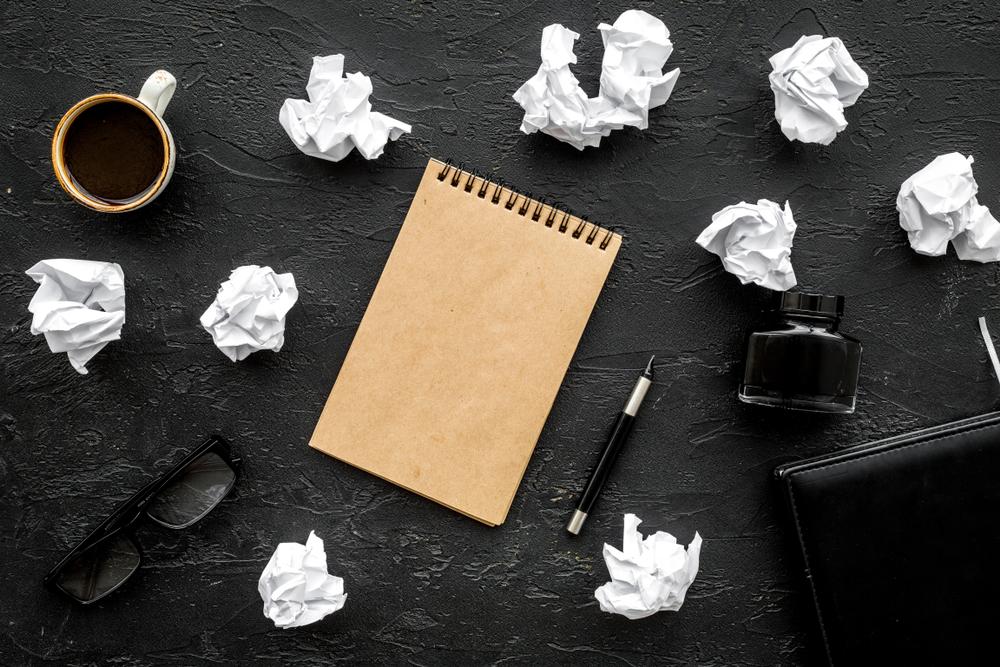 tips tegen een writers dip