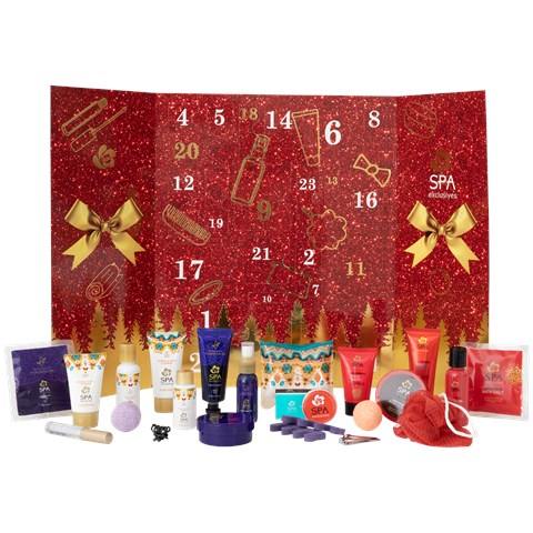 Spa Exclusives Adventkalender Action 2019