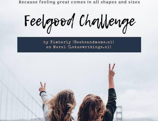 feelgood challenge trots zijn op jezelf