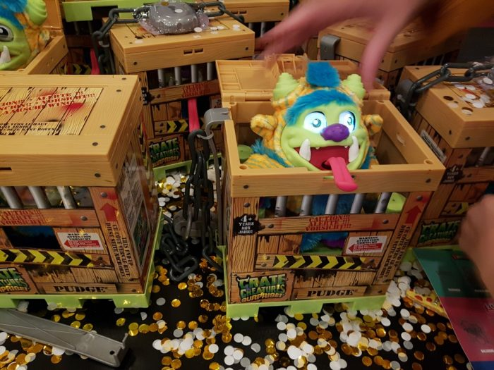Crate Creatures Surprise- Sizzle