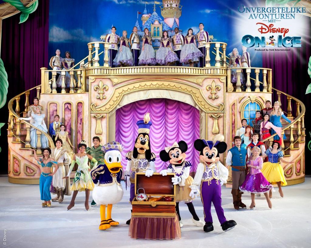 Onvergetelijke Avonturen met Disney On Ice
