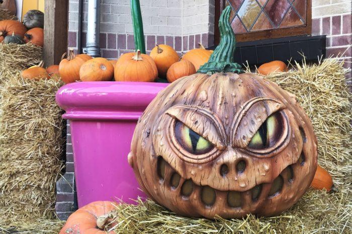 Halloween decoratie Julianatoren
