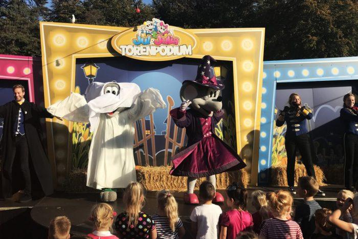 Halloween openingshow