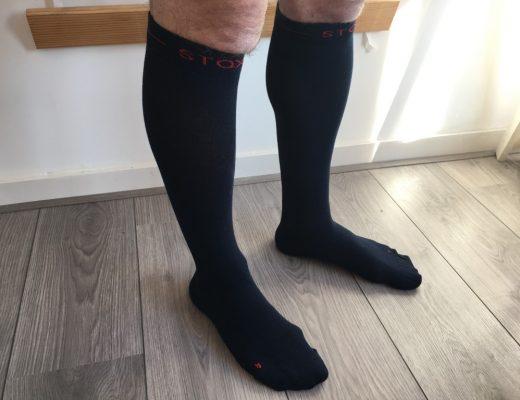 Vermoeide benen? Niet met Stox sokken