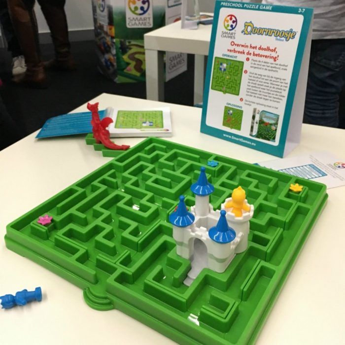 spellenspektakel smartgames doornroosje