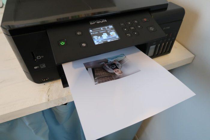 Epson EcoTank fotoprinter review
