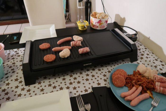 inventum grillplaat