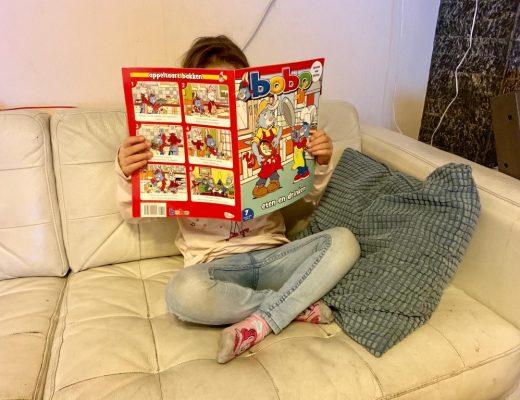 Bobo: tijdschrift voor kleuters (review)