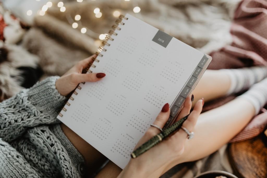 Kleine en grote plannen in het nieuwe jaar*
