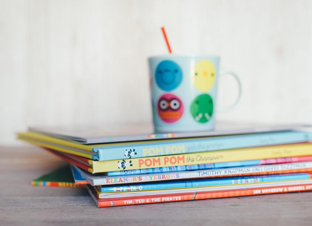 juf en meester bedankjes schoolboeken